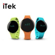 TK05 Bluetooth 4.0 Collier Étape Compteur Sport Activité Fitness Tracker Smart Band Bracelet Bracelet Mieux Que Fit Bit TW64