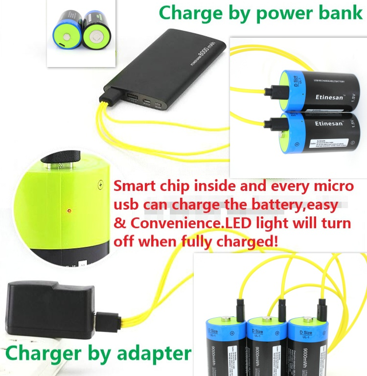 Cheap rechargeable battery