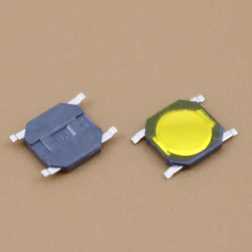 YuXi 5x5x0.8 MM MP3 MP4 ordinateur portable commutateur commun SMD Tact bouton de commutation commutateur 5*5*0.8