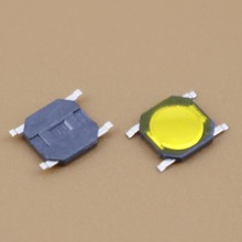 цена на 5x5x0.8MM MP3 MP4 Laptop Mobile common switch SMD Tact switch button switch 5*5*0.8