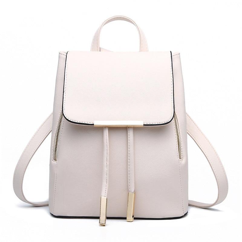 b1096bb174 Shoulder Bag 2017 Trendy Female Students Backpack Fashion Casual Korean Shoulder  Bag Sac A Dos Femme Women Bag Mochila Back Bag-in Backpacks from Luggage ...