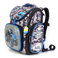 Primary School Bags High Quality Cars Cartoon Children Backpacks Large Capacity  Kids  Schoolbag Mochila Infantil