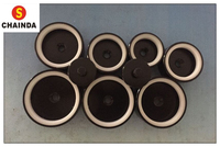 Free Shipping Pressure Steel Ring (8 pieces in a set) Watch Repair Tools for Watchmakers