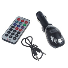 Buy car mp3 player wireless fm transmitter usb sd mmc slot and get lcd wireless fm transmitter car kit mp3 player support usb sd mmc slot publicscrutiny Images