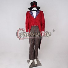 Cosplaydiy Black Bullet Kagetane Hiruko Cosplay Costume Uniform Halloween Outfit Custom Made D1026