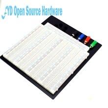 Placa de prueba de circuito sin soldadura de punto de 3220 agujeros, placa de prueba de circuito libre de soldadura, placa de prueba de ZY 208 MB 102