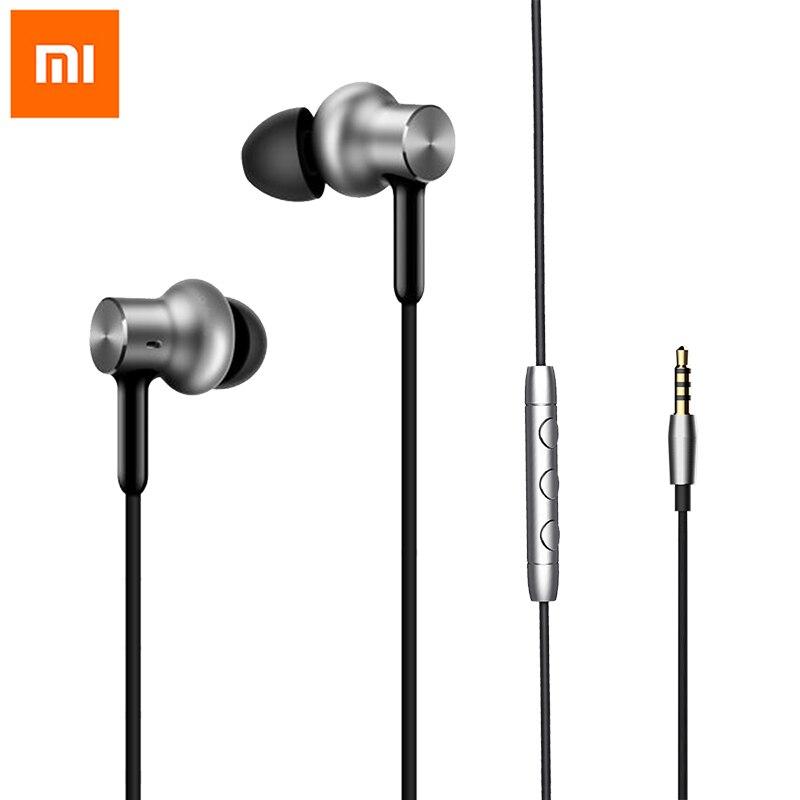Original Xiaomi Hybrid Quantie Pro Earphone In-Ear PistonHeadset Mic with Multi Unit Cir ...
