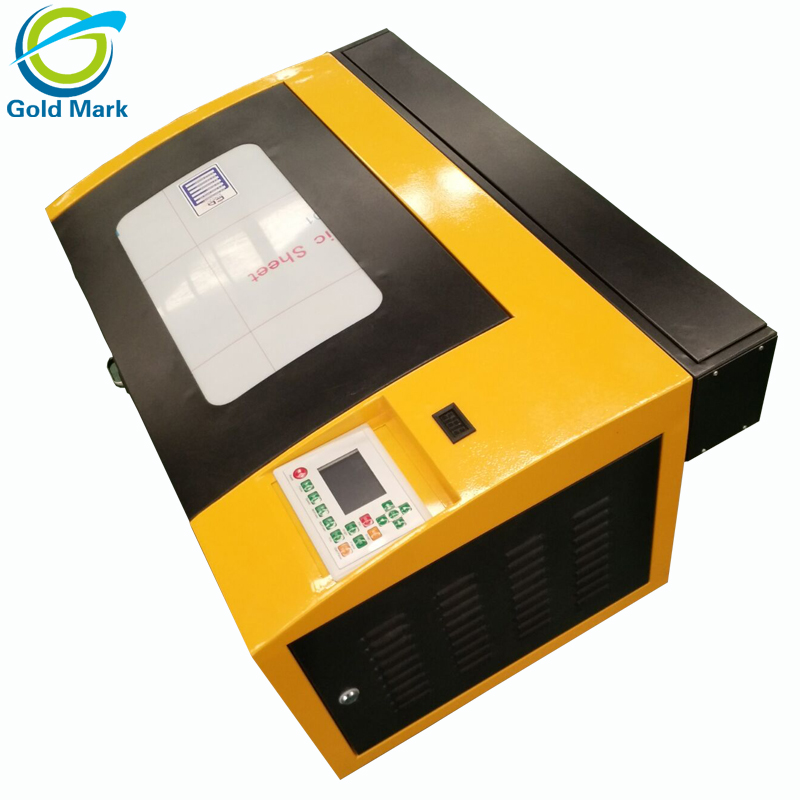 Freeshipping Co2 Laser Engraving Machine Cnc Laser 5030, Engraving Machine CO2 Laser Cutter Laser Cutting Machine Ruida System