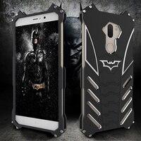 R Just Brand Luxury Batman Design Metal Aluminum Armor Cases For Xiaomi Max Mi5 Mi 5S