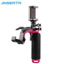 Sport Action Camera Accessories Handle Grip Shutter Trigger Diving Floating Pole Buoyancy Selfie Stick for Gopro SJCAM xiaoyi