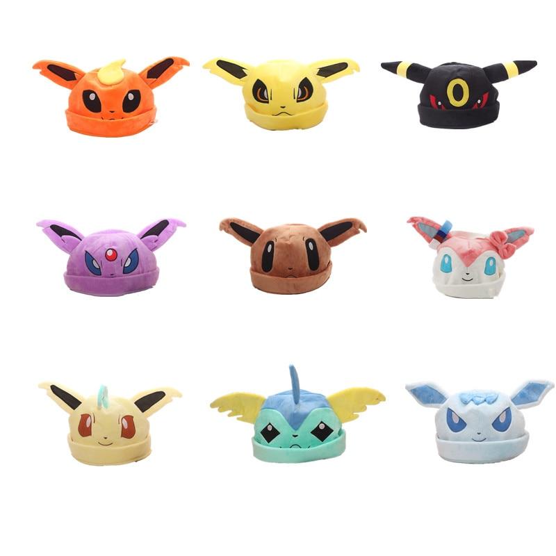 3 Pcs Packaged Pokemon Go toys eevee Eeveelutions Vaporeon Jolteon Flareon