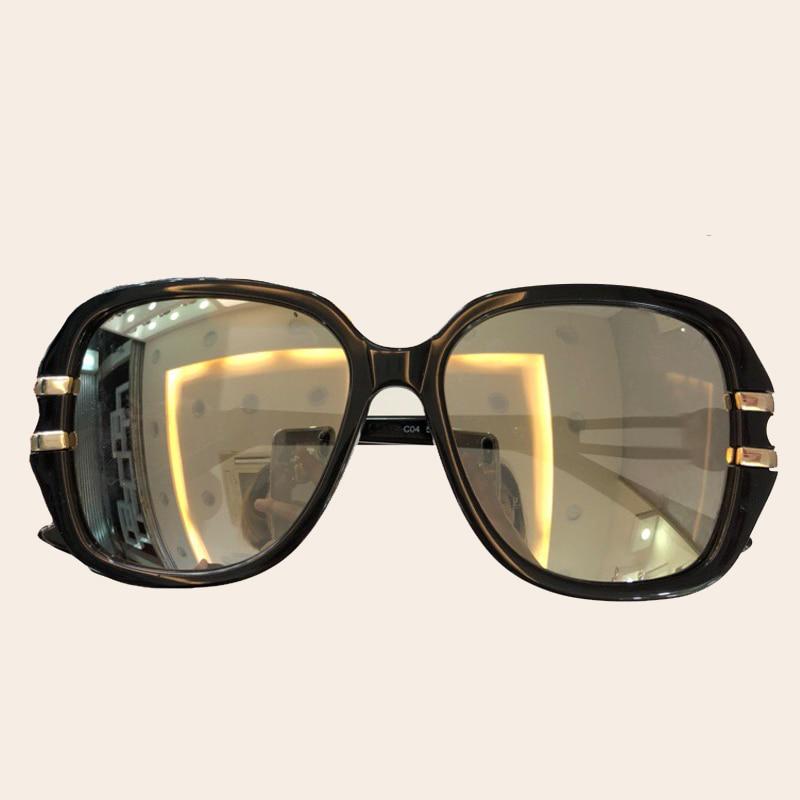 no2 Acetat Sunglasses Frauen Sunglasses Markendesigner Weiblich Sunglasses Qualität Hohe no3 No1 Brillen Für no4 Rahmen Sonnenbrille Mode mode Retro Sunglasses Vintage rnYZR6qrw
