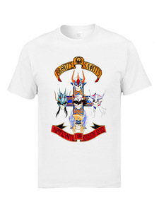 Image 4 - 聖闘士星矢一騎当千干支tシャツおかしい日本アニメマンガ原宿コミックtシャツ 3Dプリントデザイナーメンズtシャツ