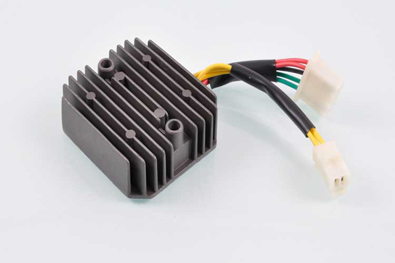 Voltage Regulator Rectifier For Honda Gl500 Gl650 Silver