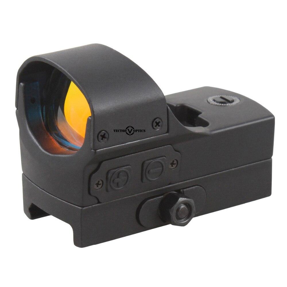 Óptica de vectores de gama alta Rifle táctico 1x22x33 3 Pistola MOA - Caza - foto 2