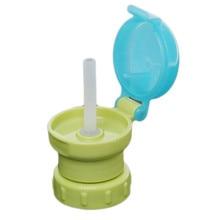 Детские товары, соломенная Крышка для детей, портативная соломенная Крышка для разлива напитков в бутылках, антидроссельная солома
