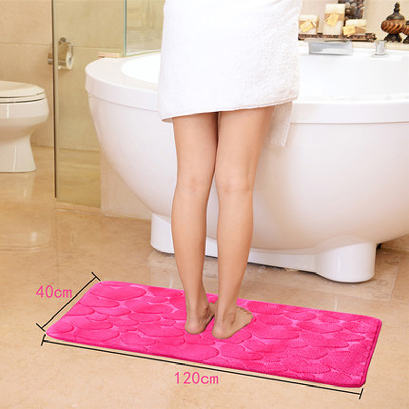 Awesome galleria pink bathroom mats acquista a basso for Ikea tappeti grandi dimensioni