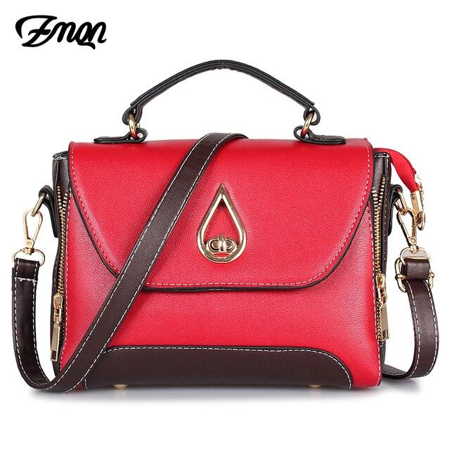 ZMQN женская сумка 2018 маленькие сумки модная сумка на плечо с клапаном  водяные капли кожаные сумки d413053e322