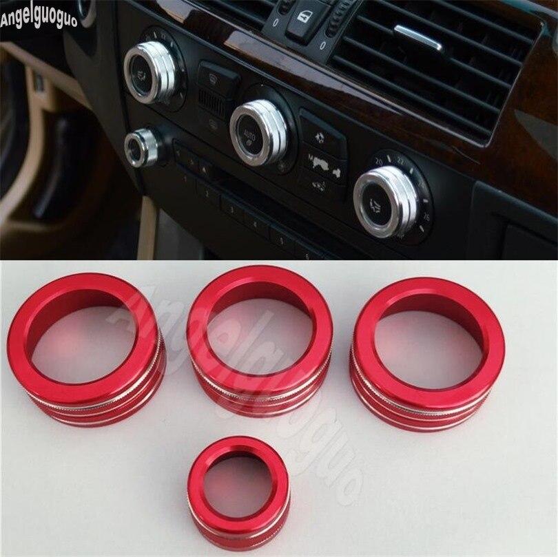Carbon Fiber Headlight Eyebrows Eyelids Trim Cover For BMW E60 5 Series 2004-10