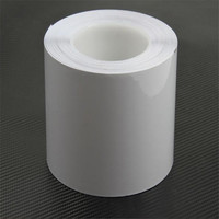 20cm x 15M Rhino Skin Sticker Protection Film Vinyl Clear Transparence Anti dirty Film For Auto Car Bumper Hood Paint Decal