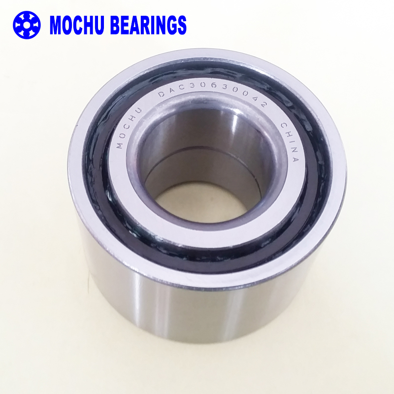цена на Free shipping 1pcs Open DAC3063W 30X63X42 DAC30630042 9036930044 574790 Open Hub Rear Wheel Bearing Auto Bearing For TOYOTA