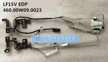 Laptop LCD/LED/LVDS flex Cable&Hinges for Lenovo Ideapad FLEX2-pro15 FLEX 2-15 pro LF15V EDP 40pin 460.00W09.0023 5CB0G91200