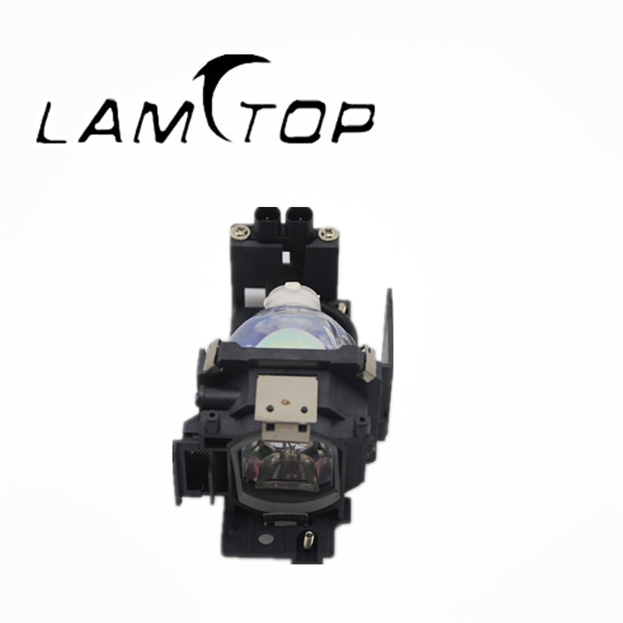 FREE SHIPPING  high brightness  LAMTOP  projector  lamp with housing  for 180 days warranty  LMP-E180  for   VPL-ES1 free shipping original projector lamp lmp h160 for vpl aw10 aw10s aw15 aw15s with high quality and 180 days warranty
