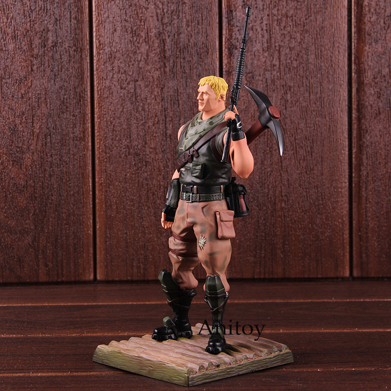 Hot Game Soldier Jonesy Action Figure PVC Collectible Model Toy 3