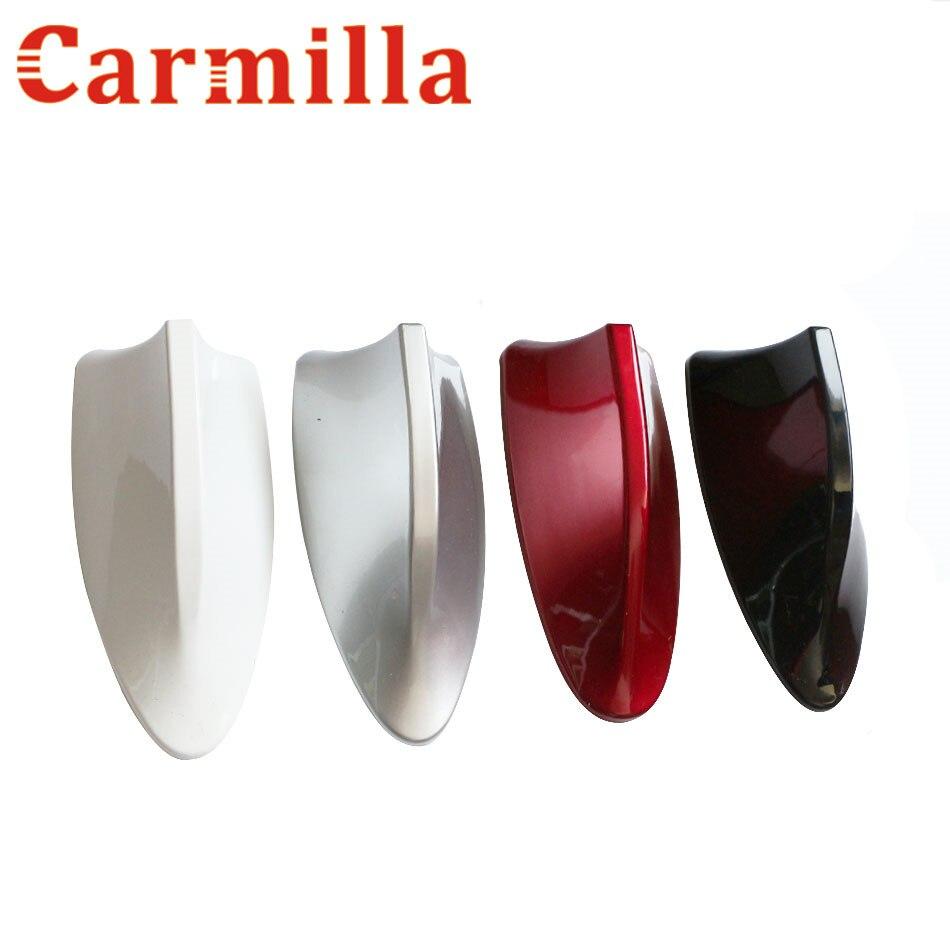 Carmilla Voiture aileron de Requin antenne autocollant pour Chevrolet chevy Cruze Aveo Pour OPEL Astra GTC Mokka VECTRA zafira Meriva Antara