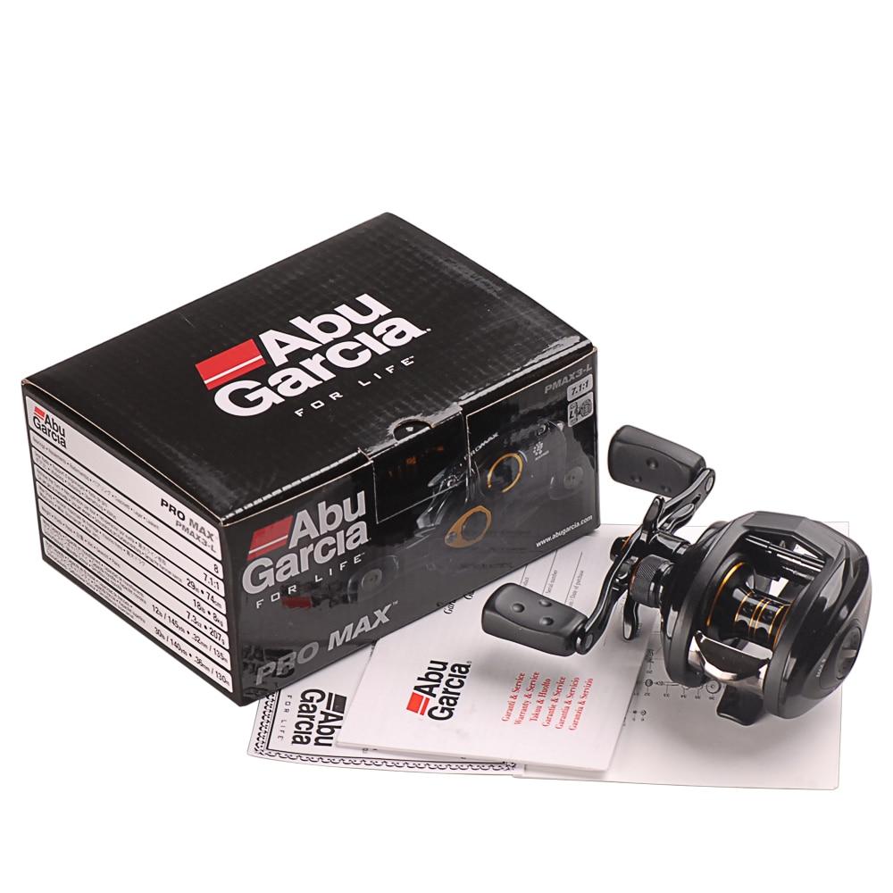 100% Abu Garcia Brand Fishing Reel Pro Max3  6