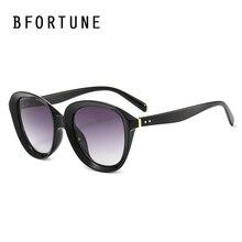 BFORTUNE Moda Vintage Oval gafas de Sol Mujeres Hombres Diseñador de la Marca Gafas de Sol de Espejo Oculos Feminino Lentes De Sol Gafas de Mujer