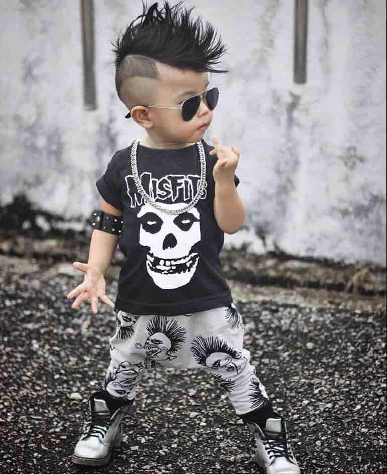 Cool fashion baby clothes 2017 newborn baby boy clothing ...