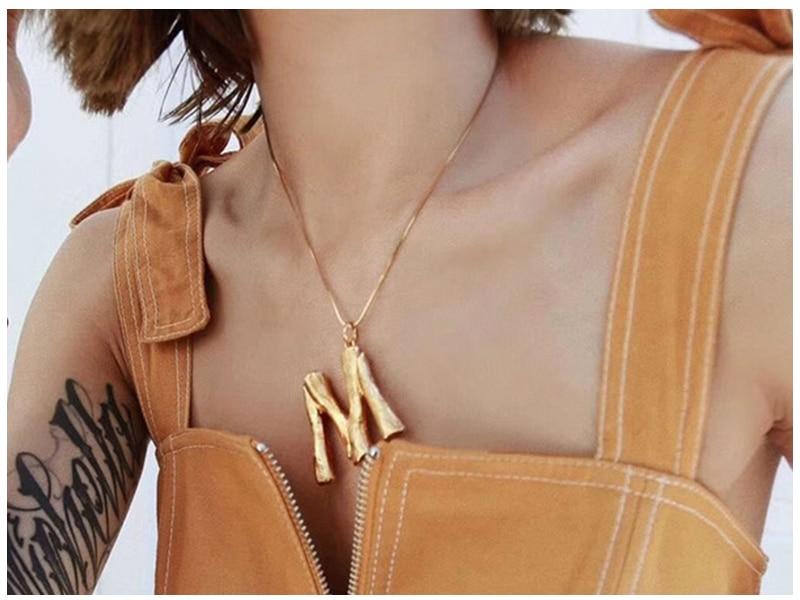 Letter Necklace (2)