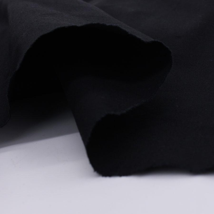 Καθαρό μαύρο βαμβακερό ύφασμα για - Τέχνες, βιοτεχνίες και ράψιμο - Φωτογραφία 6