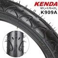 Оригинальная велосипедная шина Kenda K909A  12-1/2*1 75*2-1/4 для детских велосипедов BMX  12/14 дюйма  35 PSI