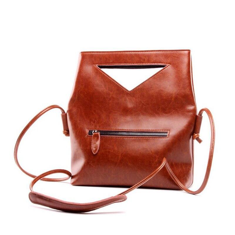 2016 Famous Designer Brand Bags Women Leather Handbags New Fashion Genuine Leather Shoulder Bag Female Luxury Messager Bag