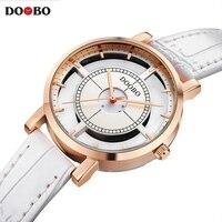Relogio Feminino DOOBO Watches Women Brand Luxury Quartz Watch Women Fashion Relojes Mujer Ladies Wrist Watches