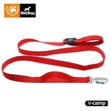 Mypet outdoor adjustable 110cm to 180cm safe reflective dog leash  high strength bear 300kg leash for dog climbing running train