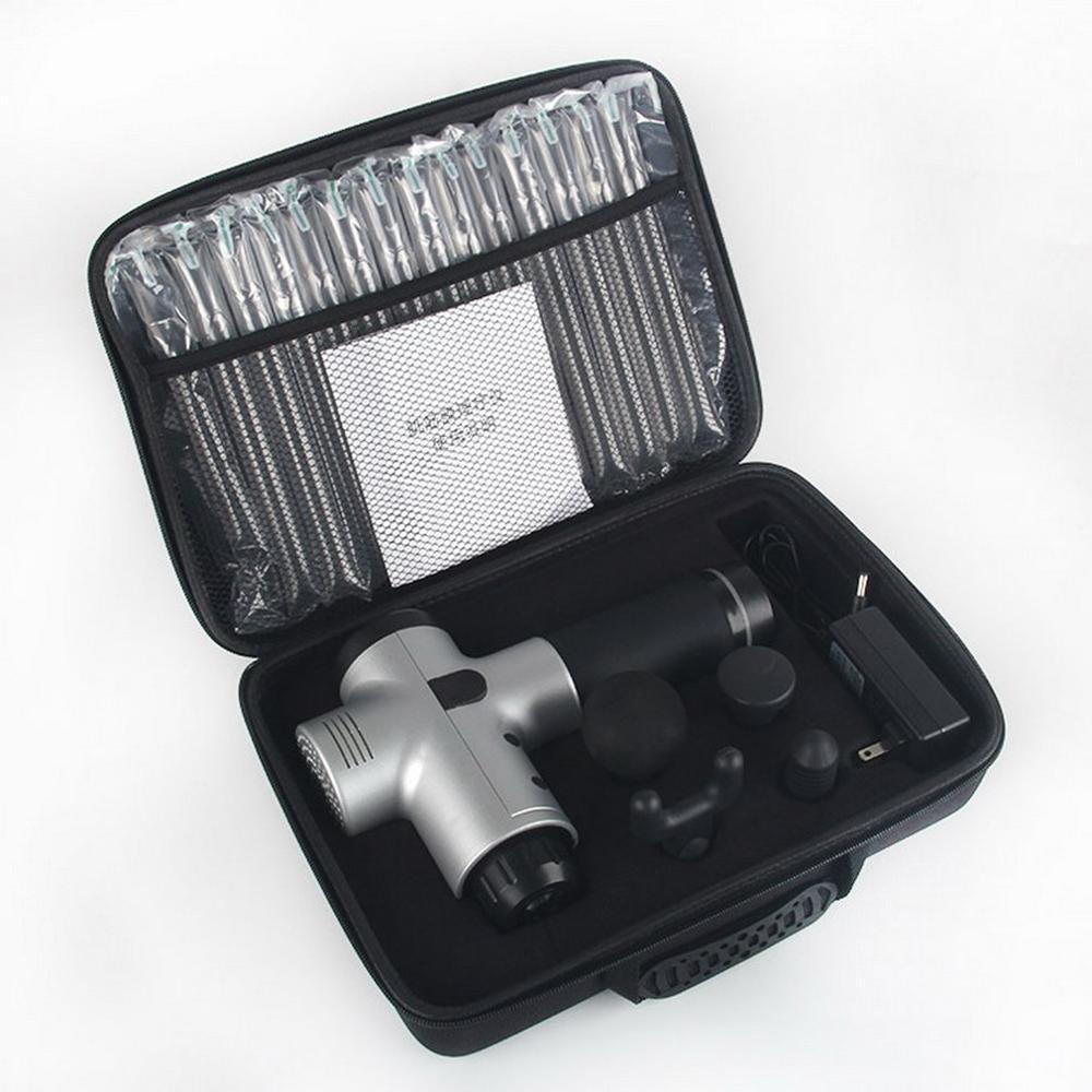 Pistolet de Massage Portable masseur musculaire gestion de la douleur musculaire après l'entraînement exercice de Relaxation du corps minceur soulagement de la douleur - 6