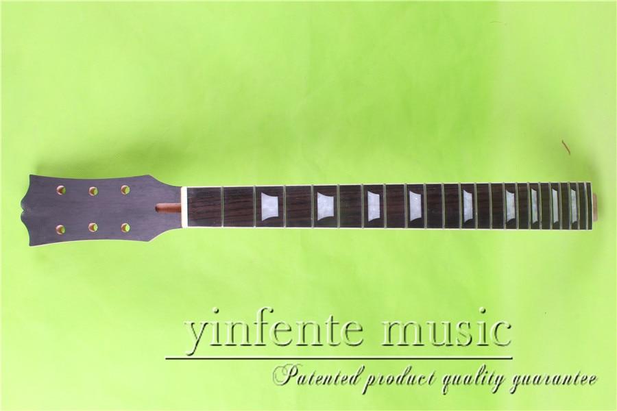 L -00131#   22 fret     24.75 Electric guitar neck rosewood    fingerboard makita d 00131
