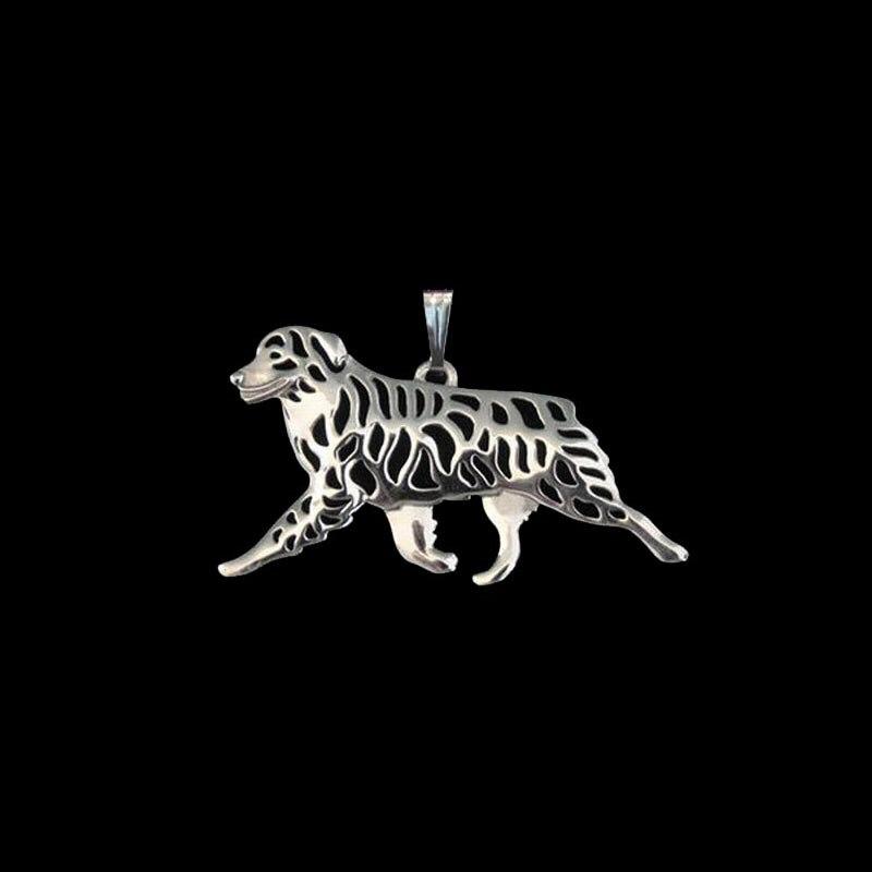 New Style Australian Shepherd Dog Pendants Jewelry Alloy Animal Pendants