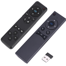 MX5 MX6 2.4Ghz Wireless Air Mouse Remote Control For Gaming Keyboard Android For Windows System With Receiver For Andriod TV Box