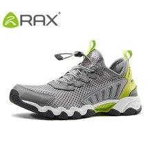 Rax 2017 Breathable Trekking Shoes Aqua Shoes Men Women Summer Lightweight Hiking Shoes Outdoor Walking Fishing Shoes Zapatos