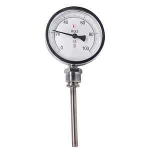 Pointer Type Bimetal Thermomet