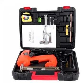 Electric nail gun dual-use adjustable electric nail gun woodworking tool decoration tool