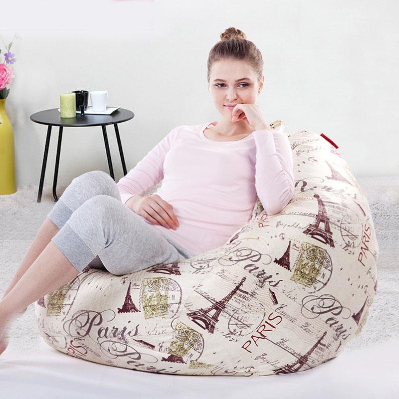 Terrific Modern Beanbag Sofa Home Furniture Sofas Bean Bag Chair For Bralicious Painted Fabric Chair Ideas Braliciousco