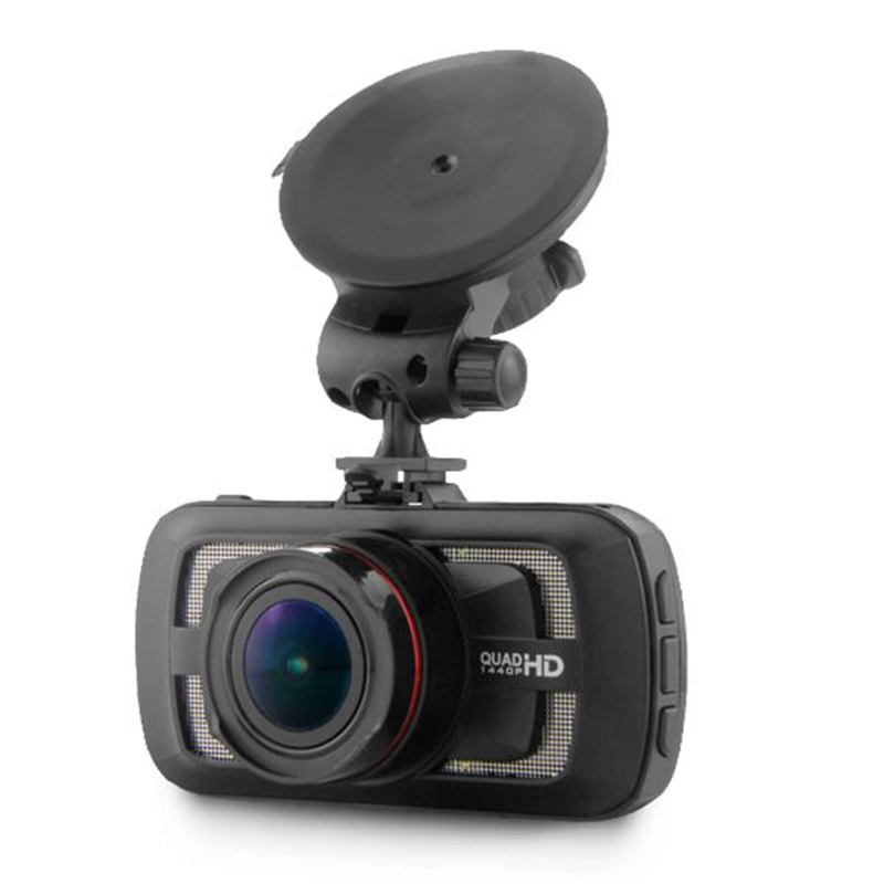 DAB205 DVR A12 1440P Video Recorder for Car Dash Cam 170 Degree G-sensor Support HDMI high-quality video transmission