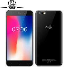 """Оригинальный allcall Мадрид 5.5 """"HD 3 г мобильного телефона Android 7.0 mtk6580a 4 ядра 1 ГБ Оперативная память 8 ГБ Встроенная память 8MP камеры 2600 мАч смартфон"""