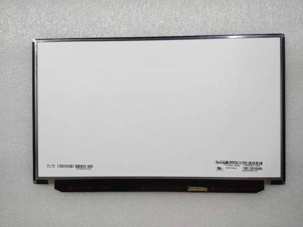 "IPS شاشة مصفوفة ل loptop 12.5 ""LP125WF2-SPB2 LP125WF2 (SP) (B2) 00HM745 LP125WF2 SPB2 FHD 1920X1080 ماتي 30 دبوس استبدال"