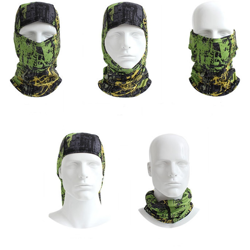 Image 3 - 2019 New 3D Outdoor sport mask Cycling Bike Bicycle Riding Face  Mask Scarf Scarves Bandana Magic Headband Protect Full Face Maskface  maskoutdoor sports maskcycling mask